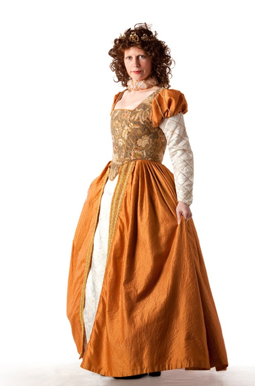 Shakespeare in Love - Elizabethan. Sizes 10/12 & 14/16