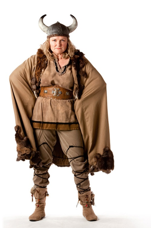 Viking Female - Vikings available SM/XL