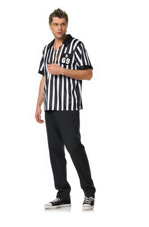 Referee. Shirt only. Sizes Medium & Large