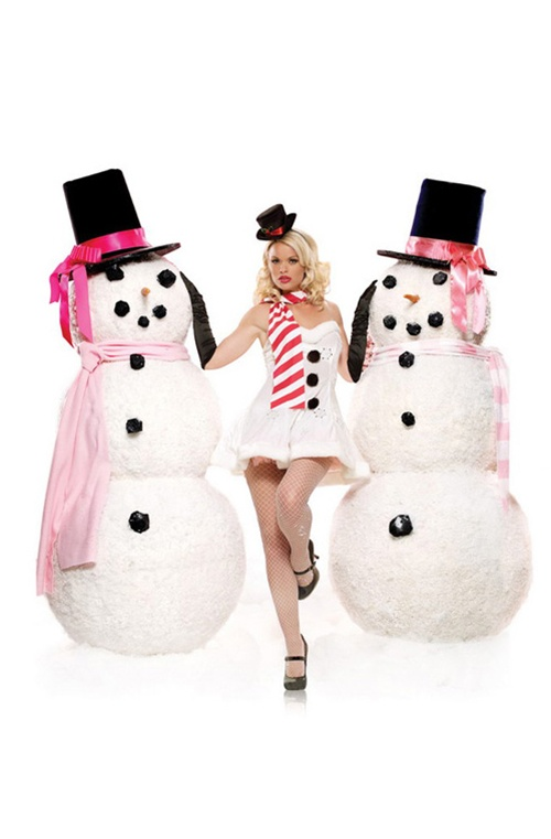 4 Pc Snowflake Girl. Dress, Petticoat, Hat & Scarf. Sizes 8/10, 10/12 & 14/16